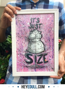 It's Just a Size by Edull