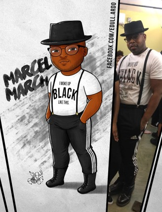 Marcel March by Edull Facebook