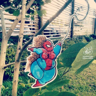 Spider girl