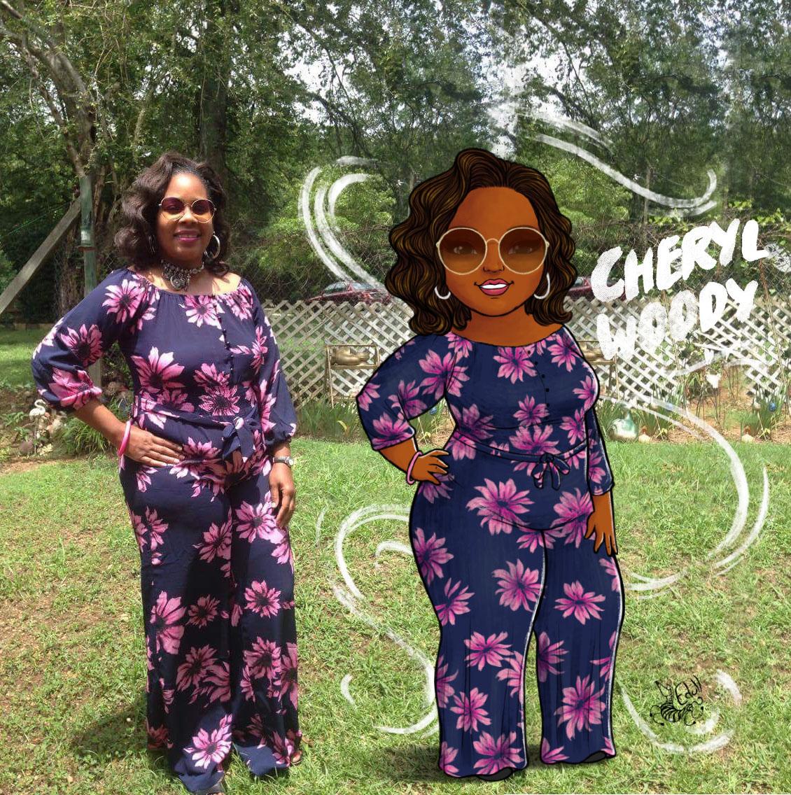Cheryl by Edull